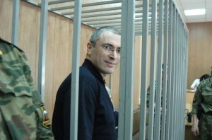 Mikhael Khodorkovsky was imprisoned without due process for a decade.
