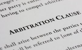arbitration clause tips