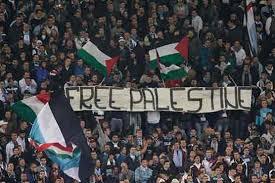 Palestina minaccia Arbitrato Sport
