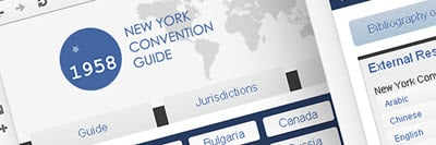 International Arbitration Conventions