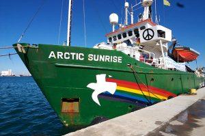 Arctic Sunrise Tahkim (PCA vaka 2014-02) - Rusya tazminat € 5.400.000 ödemeyi