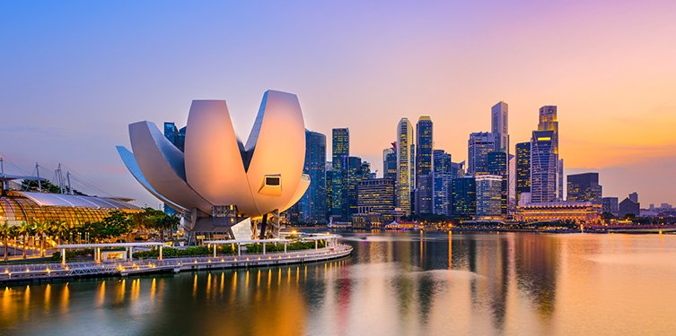 financiamento de terceiros em Cingapura
