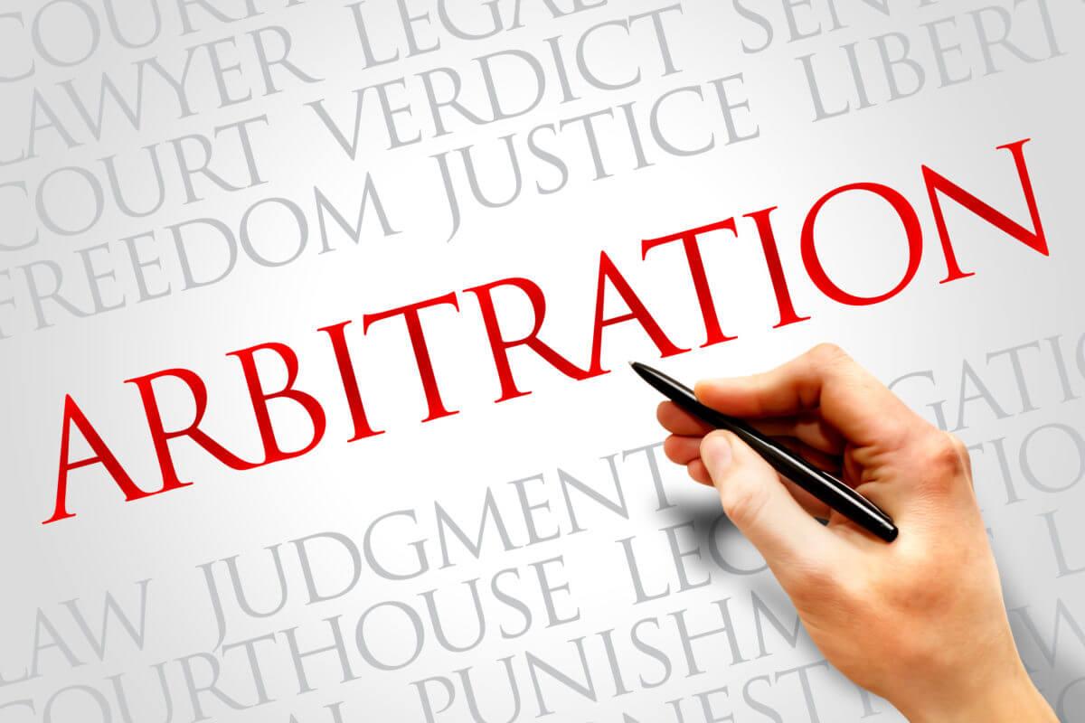Definition of Arbitration | Arbitration