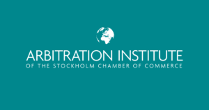 SCC Arbitration Rules