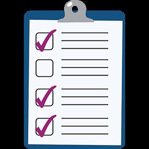 Lista de verificare a revendicărilor de construcție