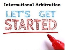 Initiating-International-Arbitration