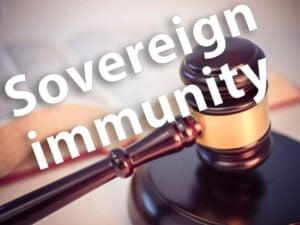 Immunità sovrana dell'arbitrato degli Stati