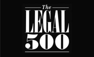 Legal 500 Arbitragem