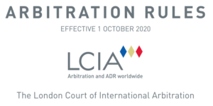 New 2020 LCIA Arbitration Rules
