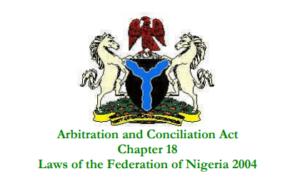 Arbitráž v Nigérii